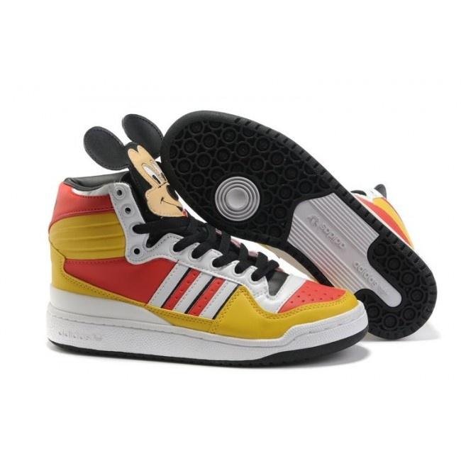 Women Jeremy Scott x adidas Originals JS Mickey Hi U.S. $ 111.99 http://www.jeremyscottvip.com/fr/