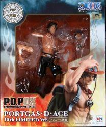 メガハウス POP NEO DX/ワンピース ポートガスDエース 10thリミテッドver アンコール再販版/Portgas D.Ace -10th Anniversary Limited Ver.- Encore Resale Edition