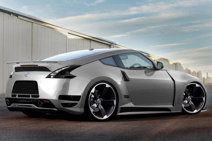 Stunning! Nissan 350Z Tuned Cars and Bikes Pinterest
