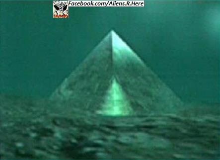 Giant Crystal Pyramid Discovered In Bermuda Triangle