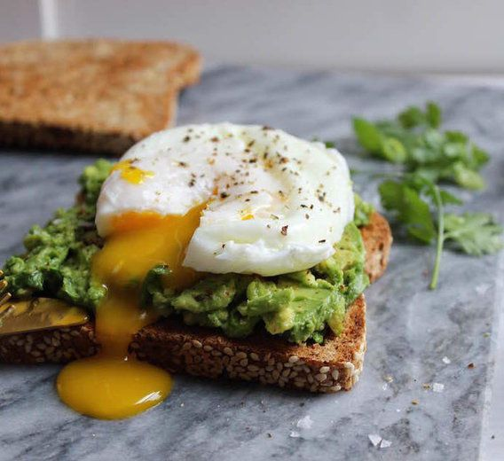 Learn to poach the perfect pasture-raised egg + take your avocado toast to the next level.