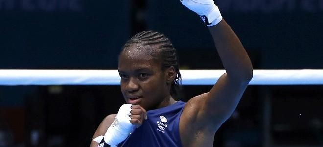 Nicola Adams makes history with boxing gold. The first ever female Olympic boxing champion | Team GB
