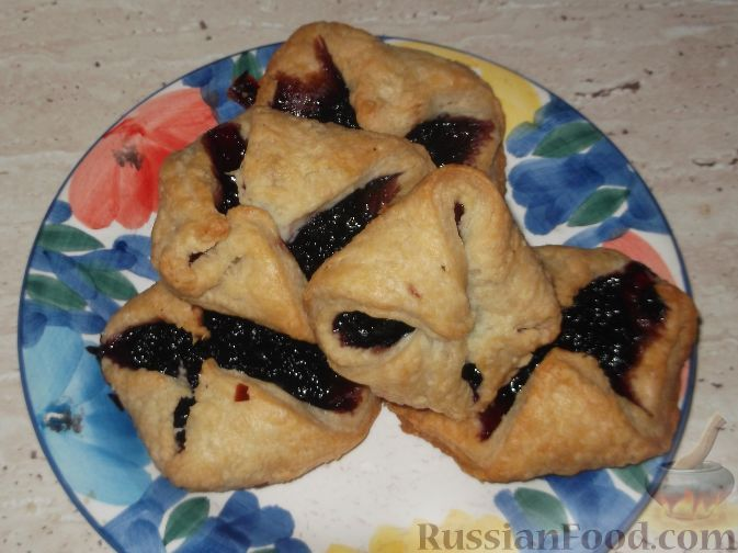 Фото к рецепту: Сдобное печенье «10 минут»
