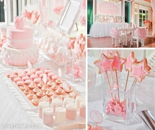 Princess Themed Birthday Party Pictures, Photos, and Images for Facebook, Tumblr, Pinterest, and Twitter