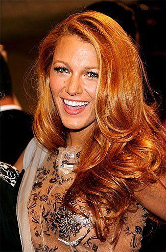 Rött hår | Vesslan Blogg