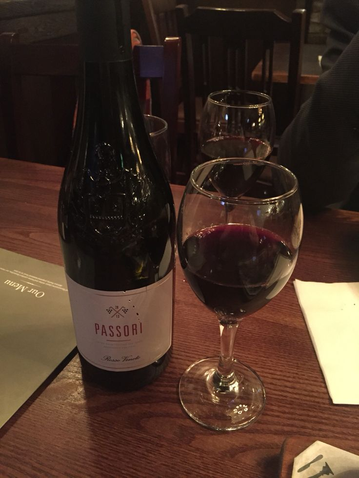 Passori full bodied red like chateaux Neuf du pape or Ameroni