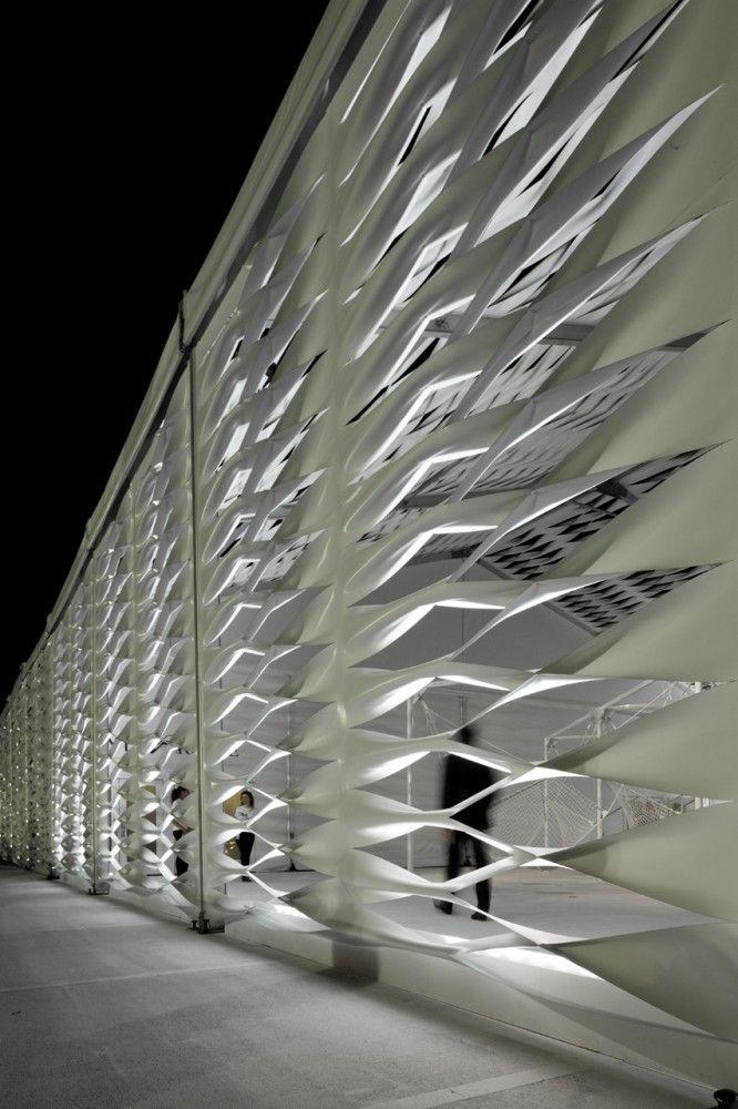 Design Miami Tent.