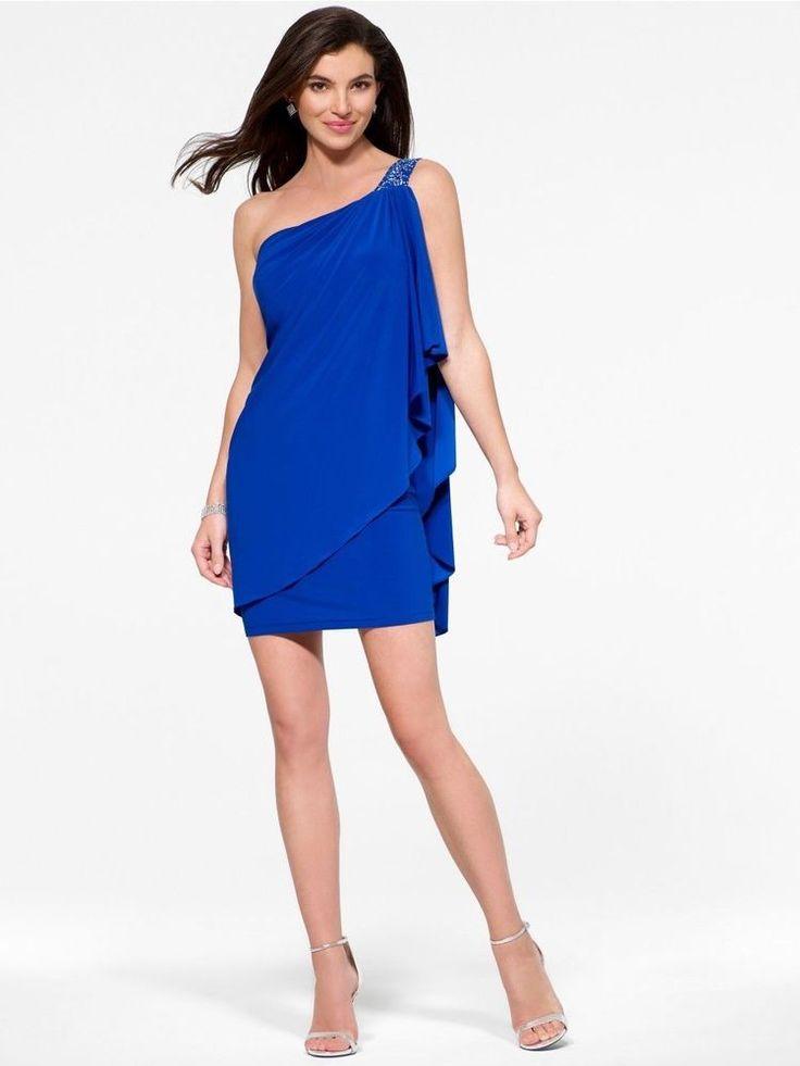 Blue cache dresses images