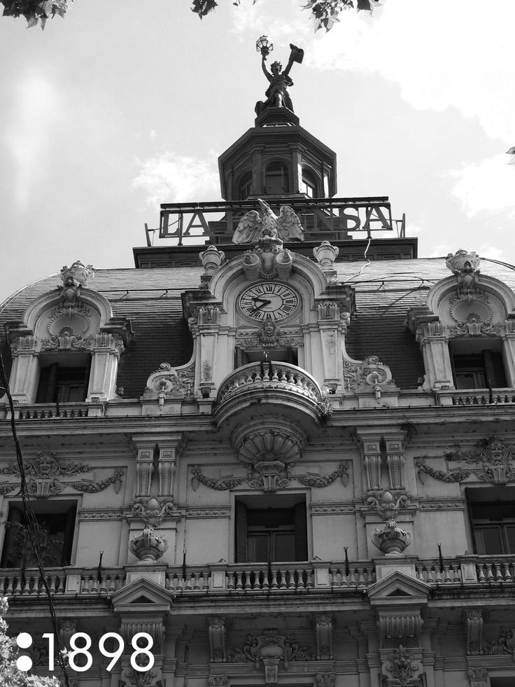 Casa de la Cultura de la Ciudad de Buenos Aires - Ex Edificio del diario La Prensa | 1:1BA