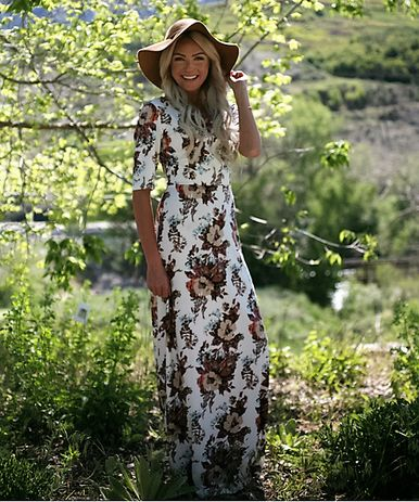 The Michelle maxi dress from Omika, shipping worldwide from Australia.