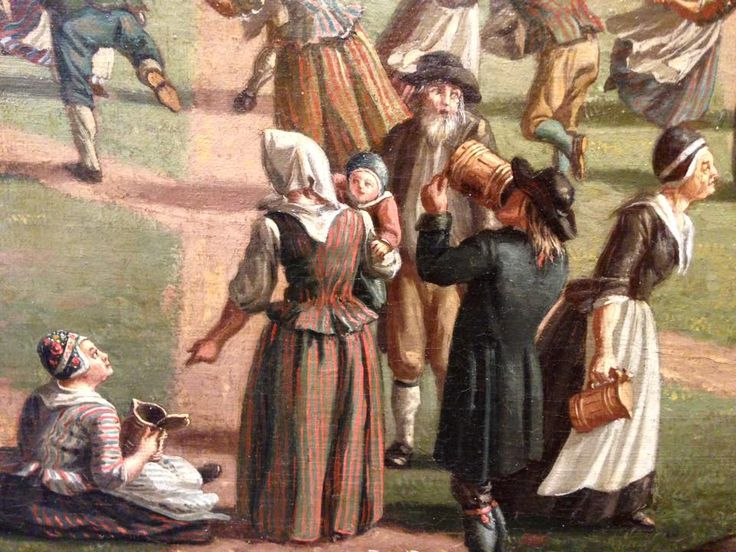 Isis' Wardrobe: Working women in late 18th century Sweden