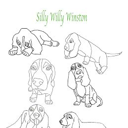 What are you thoughts on a coloring book contest or promotion for Silly Willy Winston Children's Books?