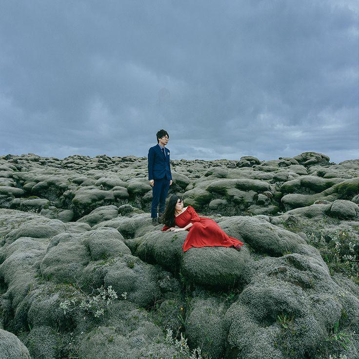 Iceland wedding phtoto