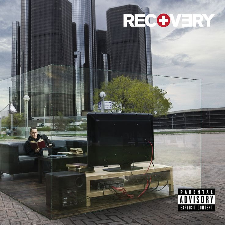 Eminem recovery альбом
