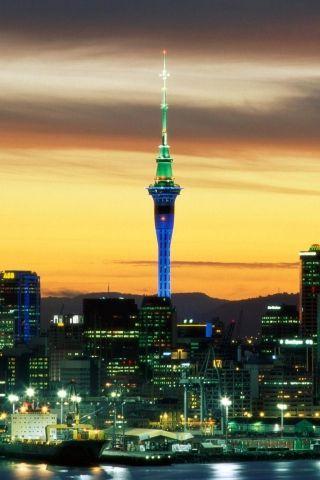 New Zealand - Auckland