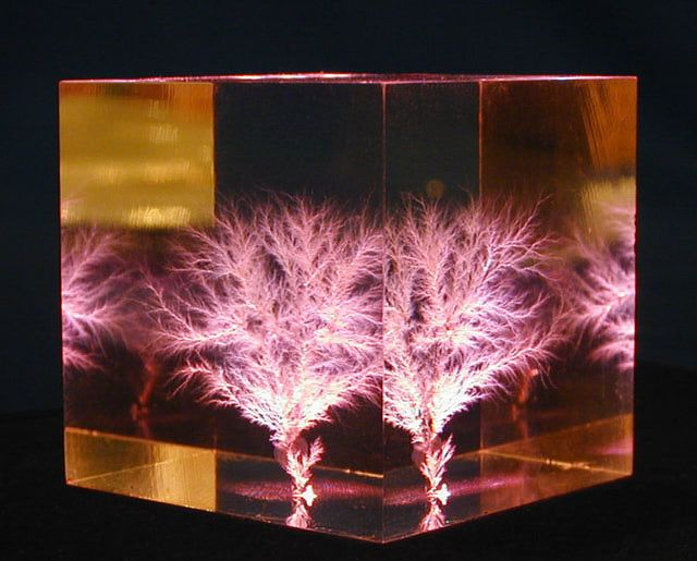 10 Seriously Cool Chemistry Experiments: Make a Lichtenberg Figure