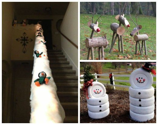 30  of the Best DIY Christmas Decorations
