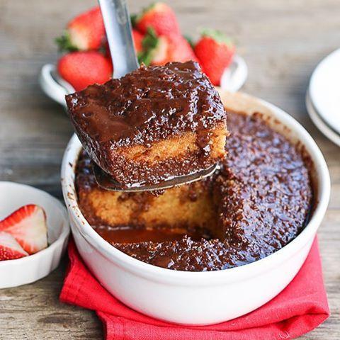 Chocolate Malva Pudding A Decadent Traditonal South African Dessert Thathellip