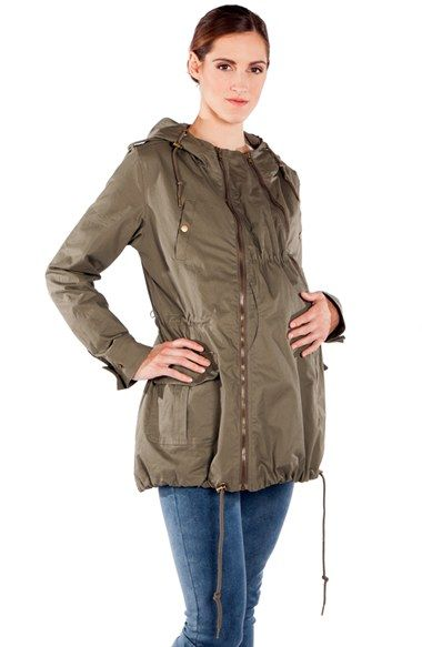 Modern Eternity Convertible Military Maternity Jacket available at #Nordstrom