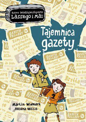Tajemnica gazety - Książki dla Dzieci, Czas Dzieci