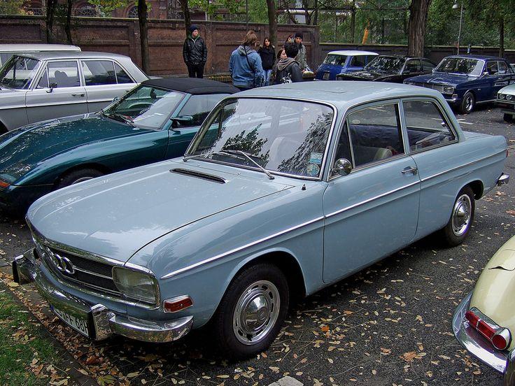 """Audi F103 """"60"""" (1968-70)"""