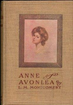Anne of Avonlea - Wikipedia, the free encyclopedia