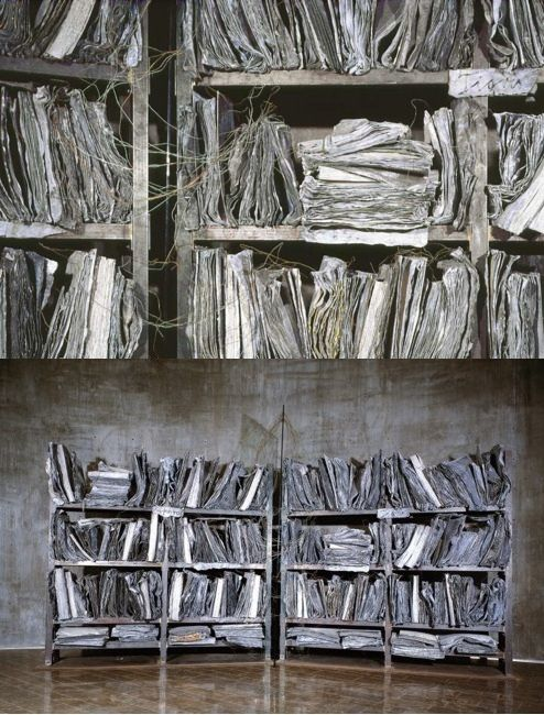 Anselm Kiefer Zweistromland- The high priestess