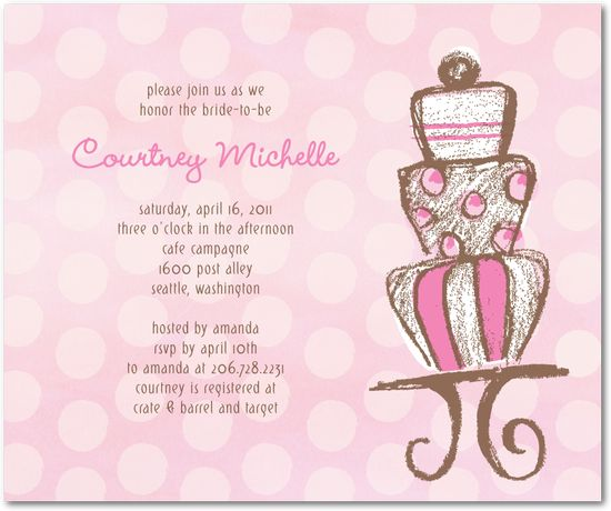 31 best bridal lunch invitations images on