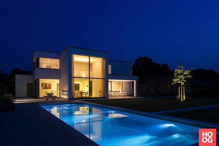 Architectenburo Anja Vissers - Villa Zoersel - Hoog ■ Exclusieve woon- en tuin inspiratie.