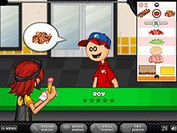 Papa's Cheeseria game