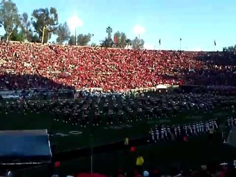 UW Band Rose Bowl, 2013.