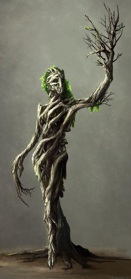 Dryad - MonsterSquad by Neverheidae on DeviantArt