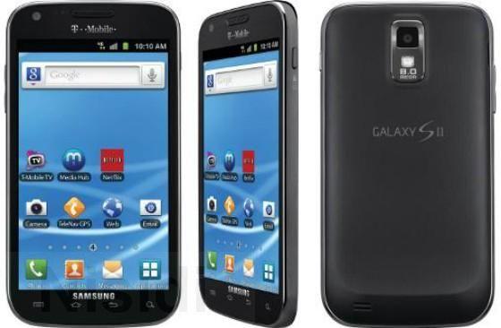 Samsung T989 (Hercules). Телефон в хорошем состоянии - Изображение 1