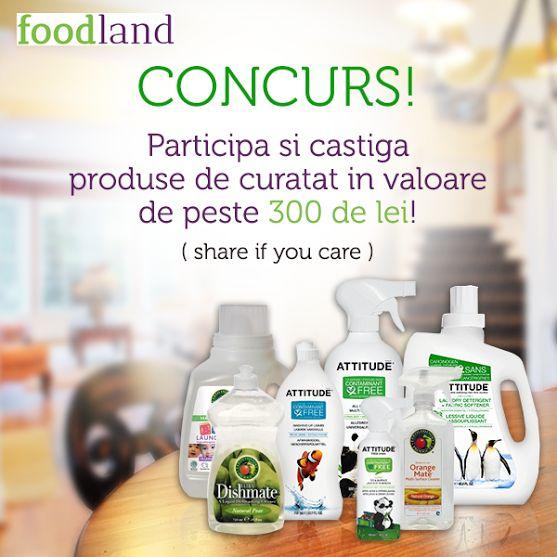 Concurs FoodLand si Divahair.ro