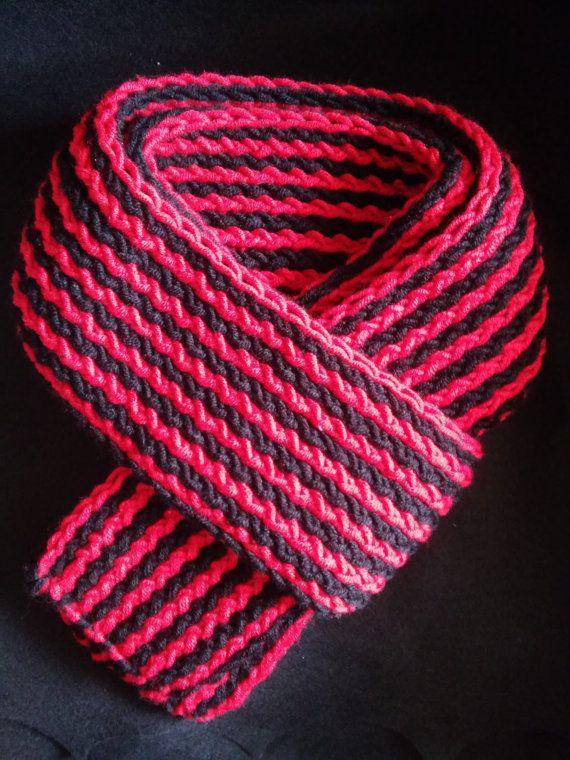 Handmade scarf winter scarf  mens scarf  women scarf by Mmancrafts