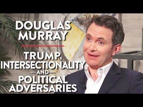 (493) Douglas Murray on Trump, Intersectionality, and Political Adversaries (Pt. 1) - YouTube
