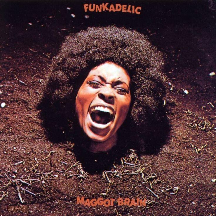 Funkadelic - Maggot Brain on Limited Edition Colored LP
