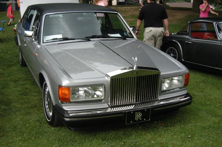 1991 Rolls-Royce Silver Spur Image