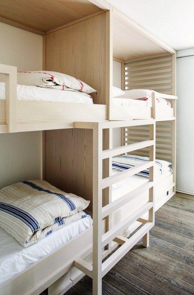 best 25 modern bunk beds ideas on pinterest modern bed. Black Bedroom Furniture Sets. Home Design Ideas