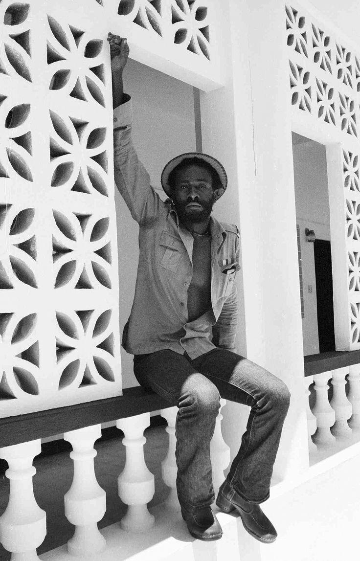 Burning Spear - Chela bay Hotel Jamaica 1975 - kmfinearts.