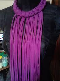 Resultado de imagen para tejer maxicollares en crochet o trapillo