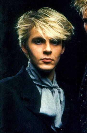 Duran Duran - Nick Rhodes