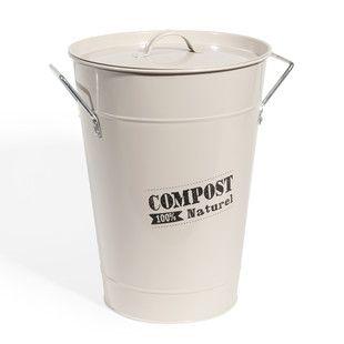 Recipiente Compost natural para jardin 29.99 euros MAISONS DU MONDE