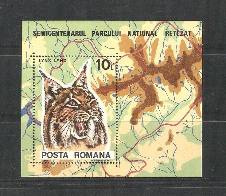 1985 Flora & Fauna - The 50th Anniversary of Retezat National Park