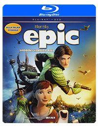 Recension av Epic. Animerat/Tecknad äventyrsfilm av Chris Wedge med Amanda Seyfried, Jason Sudeikis, Colin Farrell, Aziz Ansari och Beyoncé Knowles.