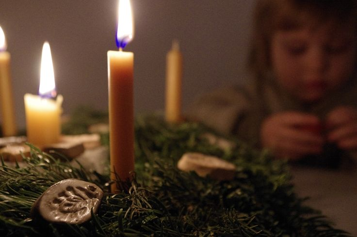 Reflections on Advent time - Mrs Winter Creates