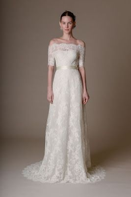 somos-moda:  Vestidos de novia sencillos 14 Modelos de Moda...