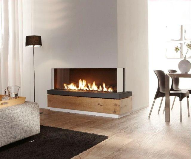 Chimeneas y estufas de gas: calor seguro, limpio y a bajo costo