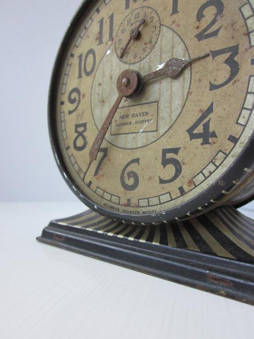 vintage alarm clockVintage Clocks, Tic Toc, Old Clocks, Time Healing, Vintage Alarm Clocks, Ticktock, Art Deco, Tick Tock, Time Heals