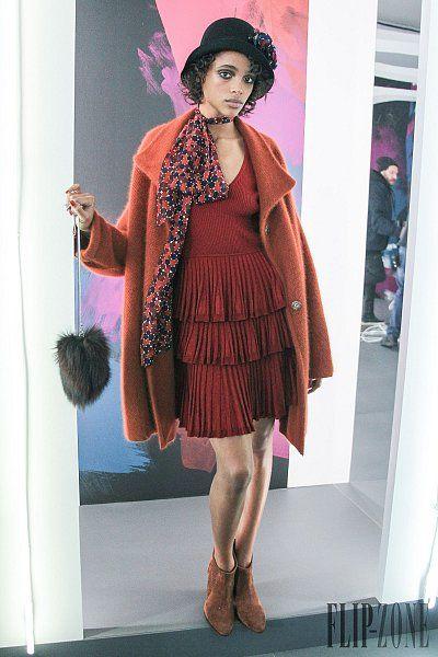 Diane von Furstenberg Fall-winter 2016-2017 - Ready-to-Wear